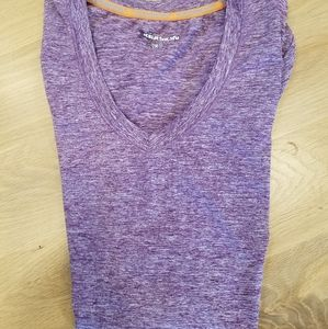 Xersion Workout Purple Tee